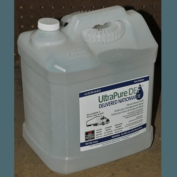 Diesel Exhaust Fluid >> Ultrapure Diesel Exhaust Fluid 2 5 Gal